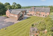 6 bed Detached home in Kidnal, Malpas, Cheshire...