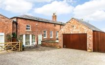 Croeshowell Hill Terraced property for sale