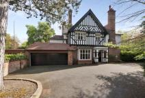 Detached property in Hough Green, Chester...