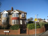 3 bedroom semi detached home to rent in Fort Road, Northolt...