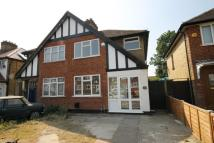 3 bed semi detached property in Weald Road, Hillingdon...