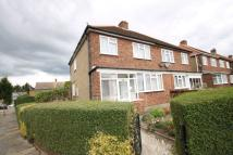 Sandown Way semi detached property to rent