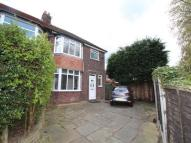 3 bed semi detached home in Dundonald Road...