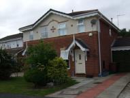 semi detached property in Hilbre Drive...