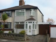 semi detached home in Mill Road...