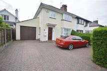 Detached house in Mayfield Road, Bebington