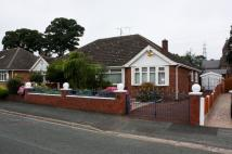 2 bed Detached Bungalow in Childer Crescent -...
