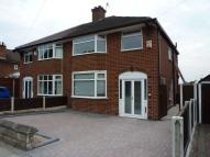 3 bedroom semi detached property to rent in Carey Avenue - Higher...