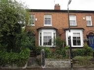 Terraced home to rent in Renshaw Street...