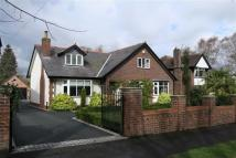 Detached house in Mayfield Road, Timperley...