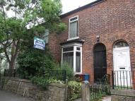 Terraced house for sale in Stockport Road...