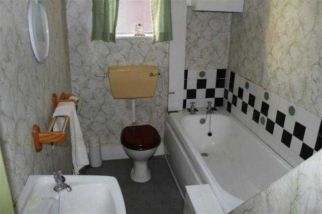 Bathroom/w.c. Combin