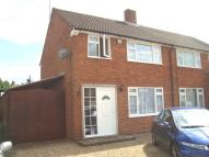 FAIRFIELD ROAD semi detached house to rent