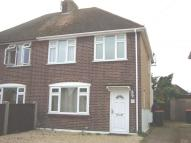 DRURY LANE semi detached property to rent