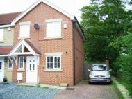 3 bedroom semi detached home to rent in Robins Row, Hucknall...