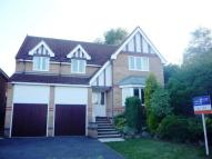 Detached house to rent in ESKDALE CLOSE, Mansfield...