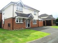 Detached property in Nottingham Close...