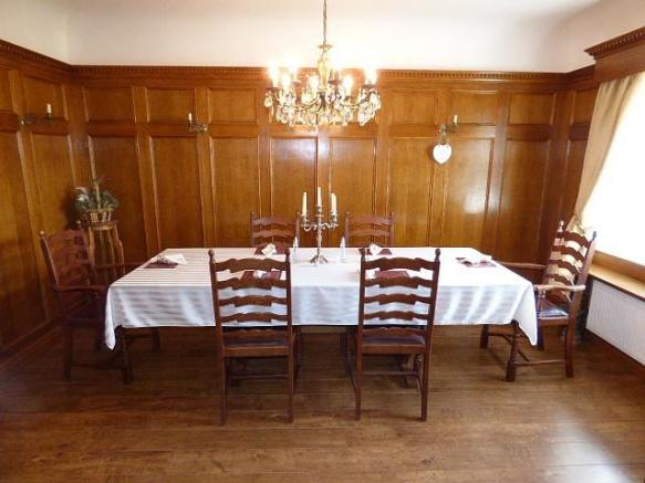 dining room a
