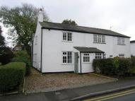 Cottage in Wigshaw Lane, Culcheth...