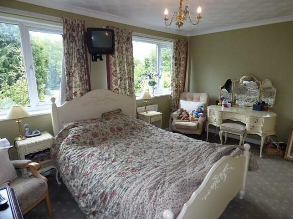Bedroom 1- 1