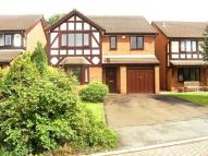 4 bed Detached house for sale in Aberdare Close, Callands...