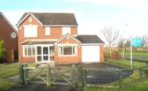 Detached house in Tourney Green, Kingswood...