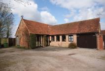 3 bedroom Barn Conversion in Oldwich Lane East...