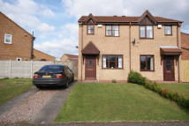 2 bedroom semi detached property in Cambridge Way...