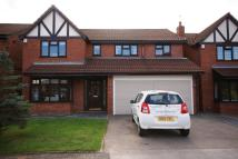 Detached property in HALSTEAD GROVE, Solihull...