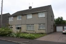 semi detached house in Brookside, Dinas Powys...