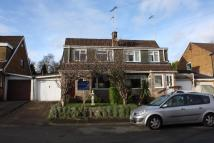 3 bedroom semi detached home for sale in St. Ambrose Close...