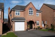 4 bedroom Detached home in Newmarket Close, Corby