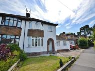 3 bed house in Gibson Gardens...