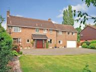 5 bed Detached house for sale in Station Road, Elsenham...