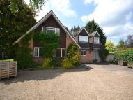 Detached house for sale in Greenfields, Stansted...