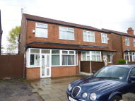 4 bed semi detached house in 115 Manley Road...