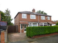 3 bed semi detached home for sale in 55 Lambton Road...