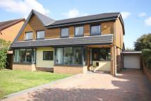 Detached house for sale in Central Drive, Ansdell...