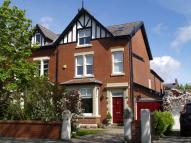 semi detached property in Willows Avenue, Lytham...
