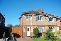 3 bedroom semi detached home in North Road, Crossens...