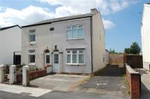 semi detached house in High Park Road, Southport