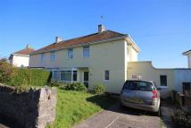 4 bed semi detached house in Rea Barn Road...