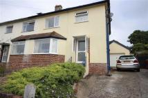 3 bed semi detached home in Orchard Grove, Brixham...