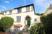 semi detached home in Milton Street, Brixham...