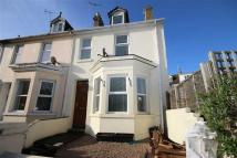 End of Terrace house in Castor Road, Brixham, TQ5