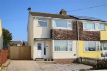 semi detached property for sale in Peaseditch, St Mary's...