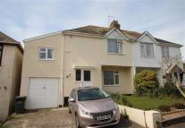semi detached house in Burton Place...