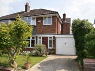 semi detached home in Goodwood Crescent...