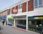 Shop to rent in Hamilton Road...