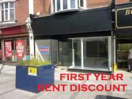 Shop in 40 Hamilton Road...